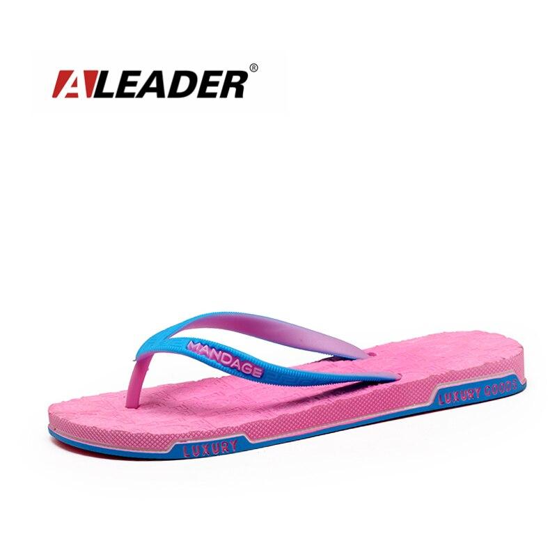 2017 Women's Summer Slippers Casual Beach Flip Flops Women Rubber Platform Sandals Shoes Slide Shoes For Women sandalias mujer цена