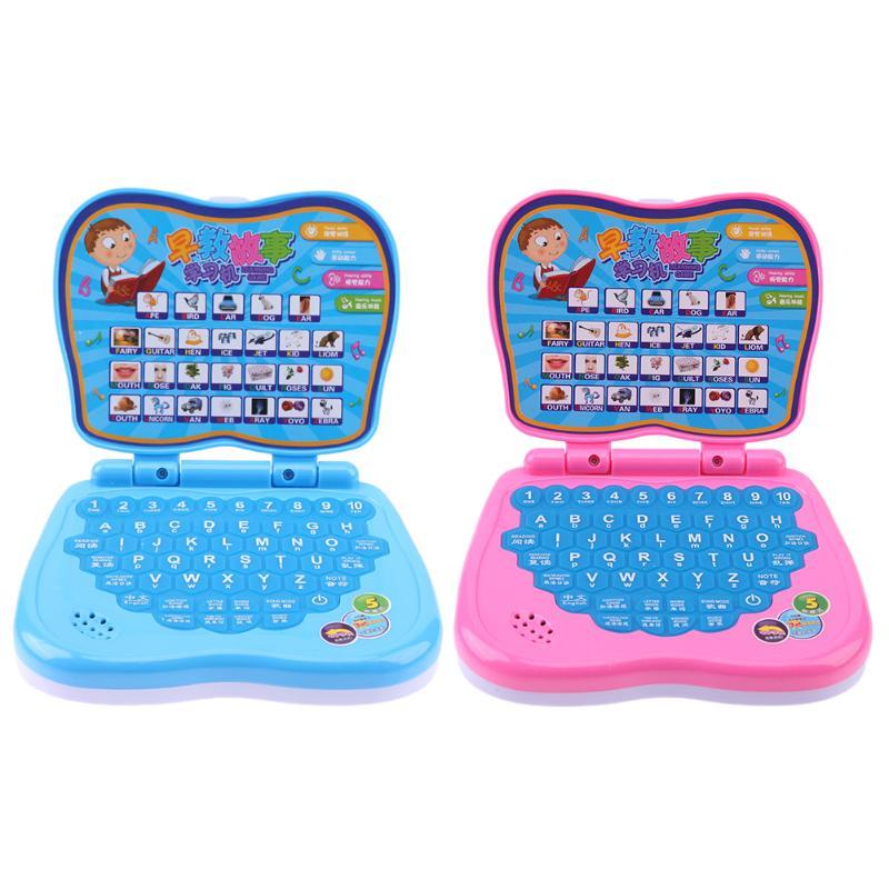 Multifonction D'apprentissage Machine Langue Ordinateur Tablette Bébé Early Learning Education Jouets Cadeau pour les Enfants de Haute Qualité