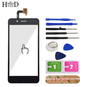 Image 1 - 5.0 Mobile Phone Touch Glass For DEXP Ixion MS350 Touch Screen Glass Digitizer Panel Lens Sensor Tools Free Adhesive