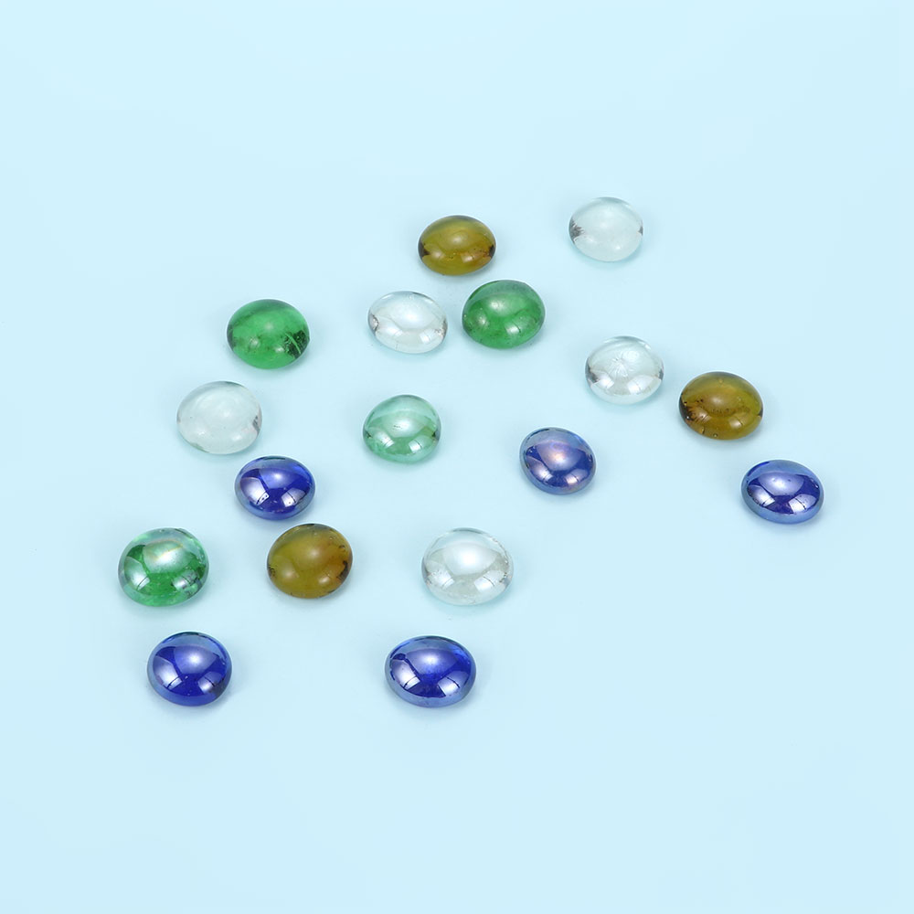 Decorative Marbles Magideal 100pcs Beautiful Table Scatters