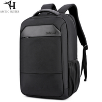 ARCTIC HUNTER Backpack Fashionable 15 6 Inch Laptop Computer Backpacks Male School Bags For Teenage Women