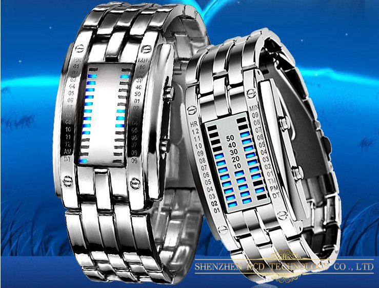 LED watch20
