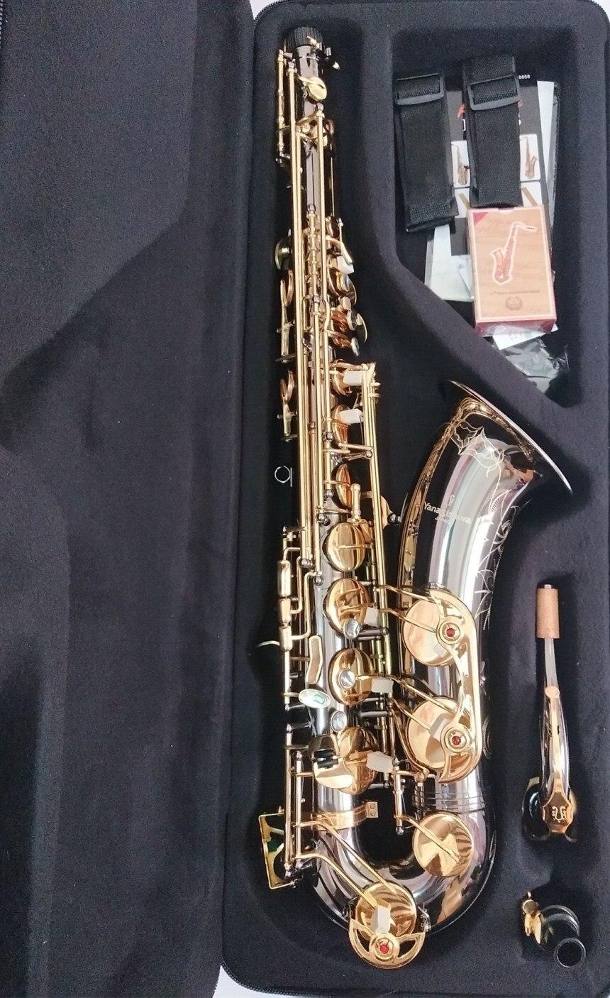Japonês Yanagizawa T-901 Novo Bb Saxofone Tenor saxofone Tenor Alta Qualidade Super Profissional Instrumentos Musicais Livre
