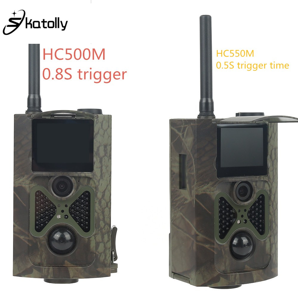 Skatolly HC550M HC500M Digital Wildlife Hunting Camera SMS MMS Photo Traps MMS Infrared Hunting Camera Traps Trail Cam 12mp trail camera gsm mms gprs sms scouting infrared wildlife hunting camera hd digital infrared hunting camera