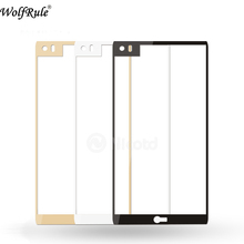 2pcs Screen protector Film For LG V20 Anti-Brust 2.5D Tempered Glass Full Cover WolfRule