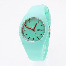 Watch Women Curren Relogio Masculino Relojes Para Hombre Korean Watch Men Fashion Leisure  Ultra-thin Silicone Jelly Watch Clock