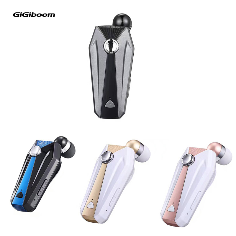 Sport Stereo Mini Clip on Bluetooth Headset Wireless bluetooth handsfree clip Earphone Headphone Clamp Collar For Samsung iPhone new stereo headset bluetooth earphone headphone mini v4 0 wireless bluetooth handsfree universal for smart phone iphone samsung
