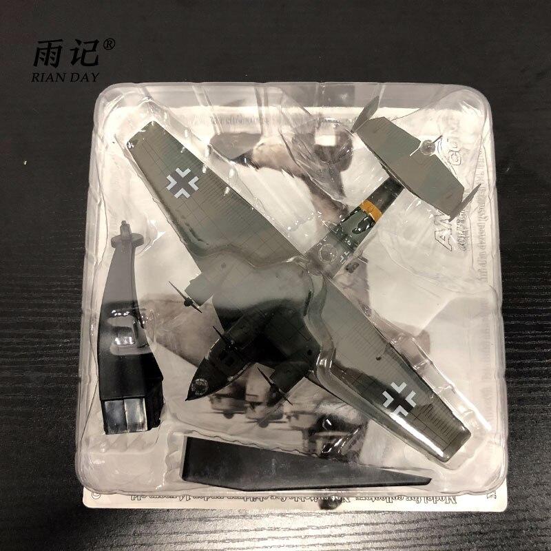 🛒 AMER 1/144 Scale Airplane Model Toys World War II 1942 Dornier Do