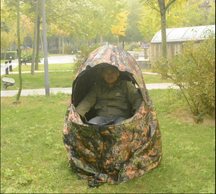 2018  Outdoor Hunting Camouflage Tents Bird Watching  Photography Tent Shoot Bird Chair Fishing Folding Chair