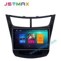 9 Android 8.0 Car GPS Radio media Player for Chevrolet sail 2015 2016 4GB Ram Auto Radio Multimedia GPS NAVI Without DVD