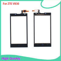 High Quality 100 Tested Touch Screen Digitizer For ZTE V830 ZTE Blade G LUX V830 Glass