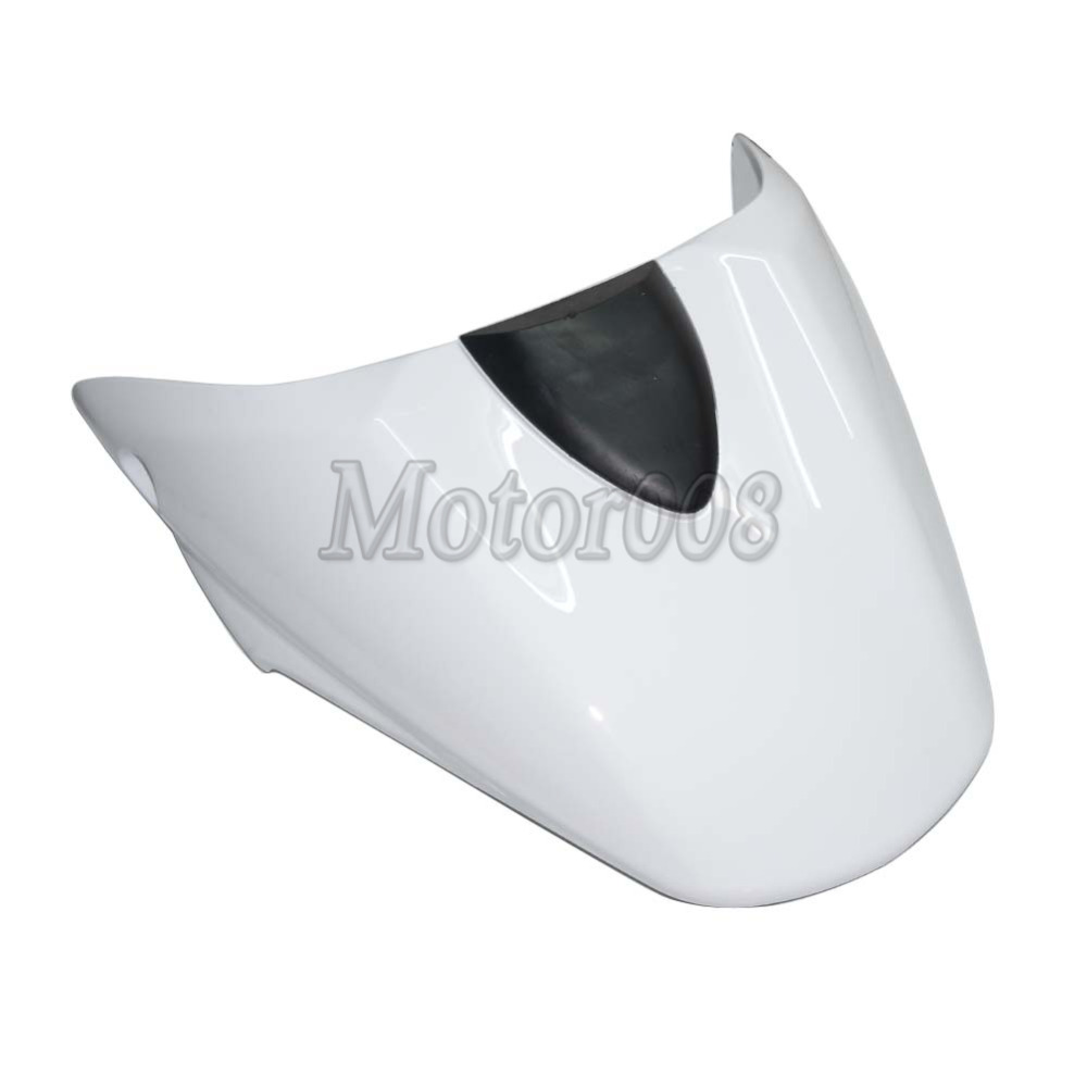 White Tail Rear cowl cover fairing Seat Cover for Ducati Monster 659 696 796 1100 Motorcycle Accessories motocycle accessories for ducati monster 659 696 796 1100 s alternator cover black