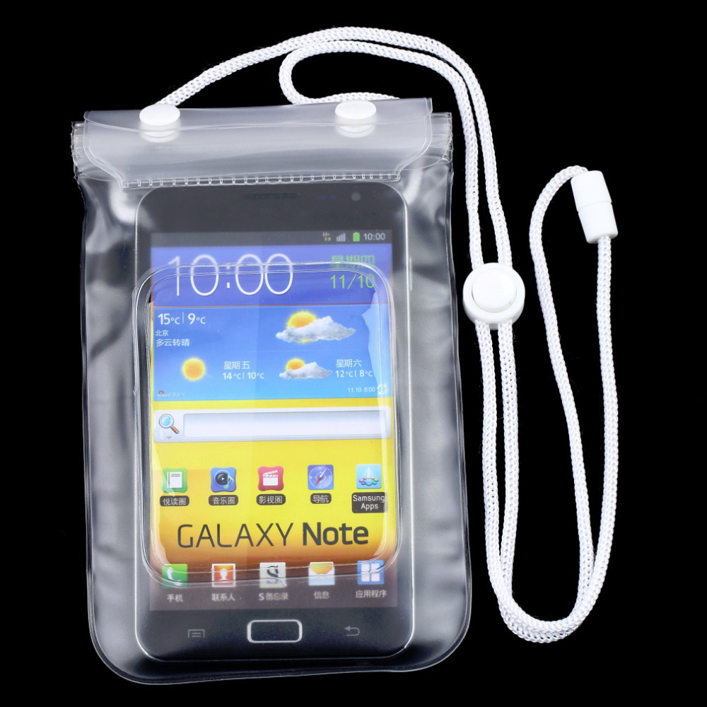 Waterproof Dry Bag Mobile Phone Case Transpa With Scrub Whole In Pouch From Cellphones Telecommunications On Aliexpress Alibaba Group