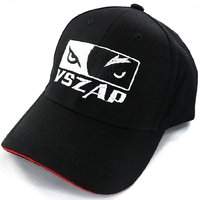 VSZAP eyes MMA Wolf baseball cap fight fight fitness contortion hat embroidery breathable sport muay