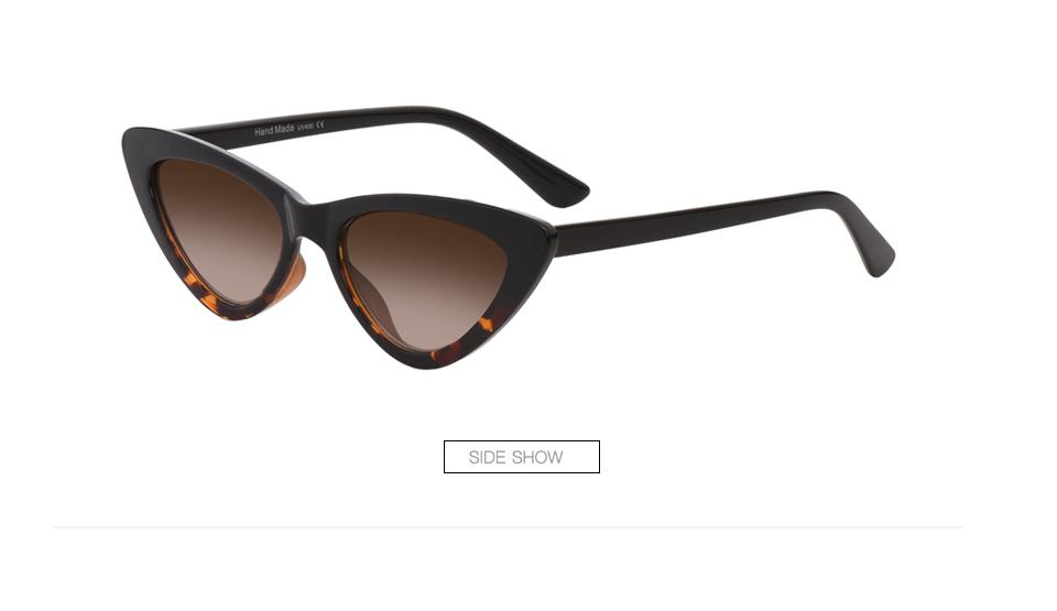 HTB1F6w5mX9gSKJjSspbq6zeNXXaL - Winla Fashion Design Cat Eye Sunglasses Women Sun Glasses Mirror Gradient Lens Retro Gafas Eyewear Oculos de sol UV400 WL1127