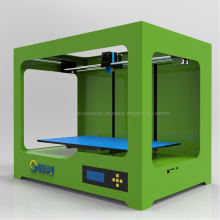 3D printer D230 3D printing machine three-dimensional USB port LAN port Pla ABS material LED screen