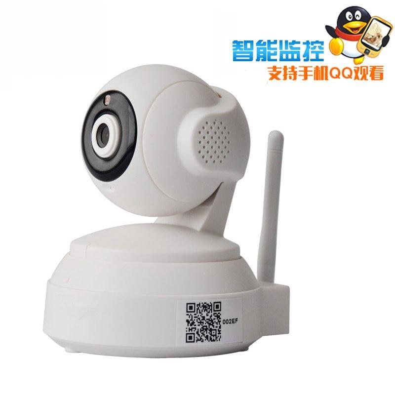IP smart camera 720p wireless WiFi mobile phone remote wireless monitoring ip camera monitoring probe 720p webcam wifi wireless remote monitoring free phone wiring