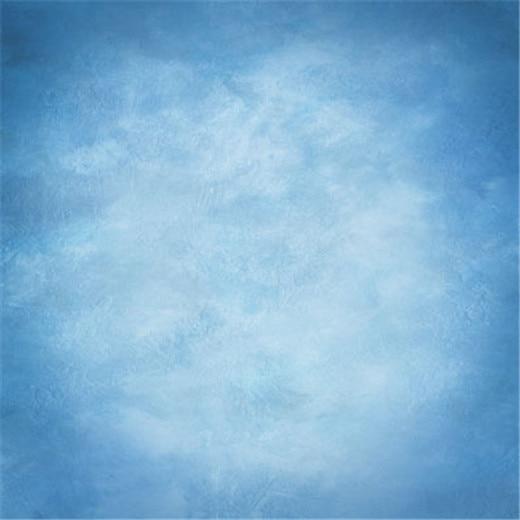 10x10ft Deep Sky Blue Color Wall Wedding Costume Portrait