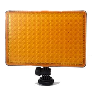 Image 4 - Slim DSLR וידאו LED אור + סוללה + USB מטען עם אחסון תיק עבור Canon ניקון מצלמה DV למצלמות