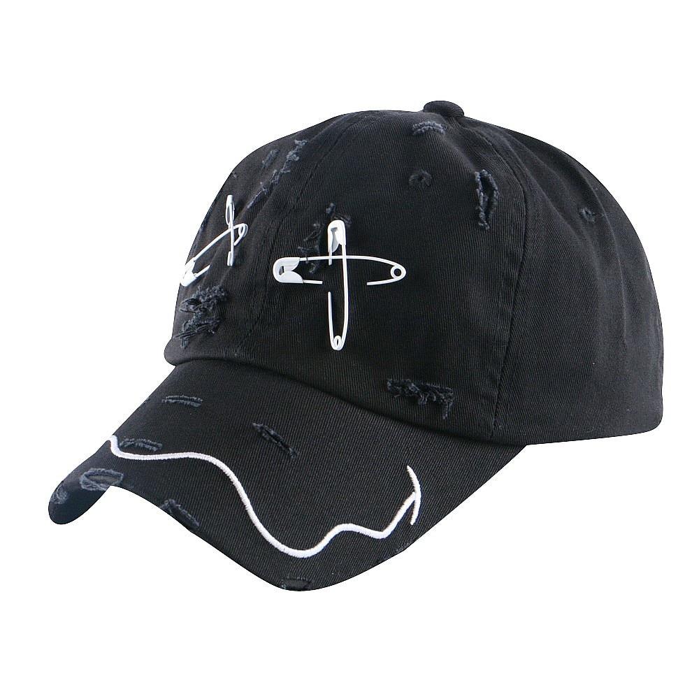 wholesale mens women novelty baseball cap custom design hole pattern sports snapback girl boys fashion hat casquette gorras