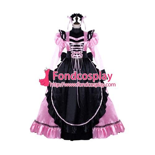 de maid cosplay bloqueável