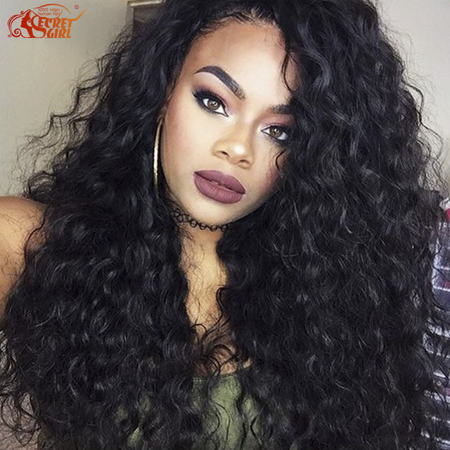 Brazilian Curly Wavy Weave Spanish Wave Virgin Hair 3