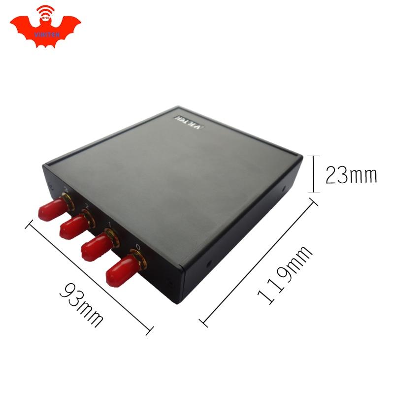 UHF RFID lugeja 915MHZ impinj R2000 4 antenni pordi fikseeritud - Turvalisus ja kaitse - Foto 4