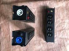 고품질, 전원 스트립, 전원 링크 출력 상자, powercon 입구 및 콘센트가있는 Powerlink 전원 상자, pl1과 유사