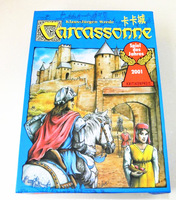 Carcassonne 5 In 1 2 In 1 Expand Board Game 2 5 Players For Family Party