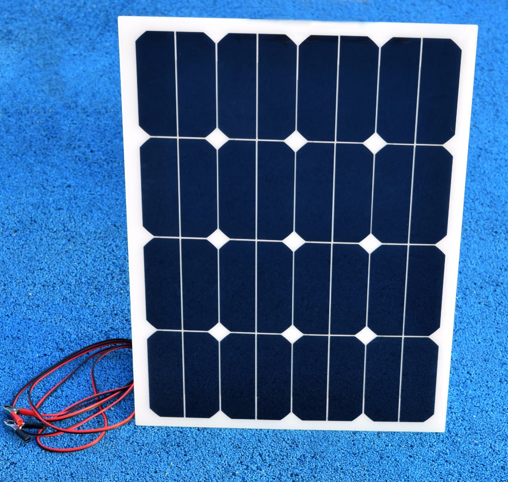Boguang 1pcs 30w flexible solar panel panels solar cells cell module for car yacht led light RV 12v battery boat outdoor charger boguang 16v 90w solar panel quality cell aluminum board for home system car rv boat yacht 12v battery charger
