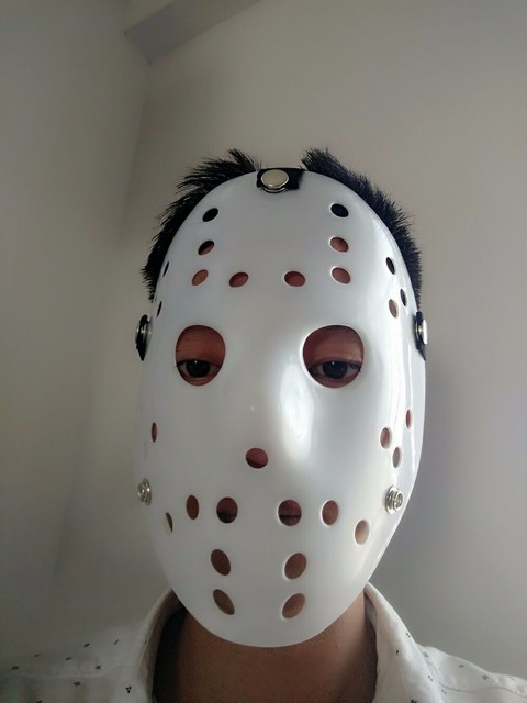 Halloween Hockey Masker.Us 336 61 30 Off Aliexpress Com Buy 100pcs Lot Halloween Jason Mask Hockey Masquerade Anonymous From Reliable Mask Hockey Suppliers On Fineyou