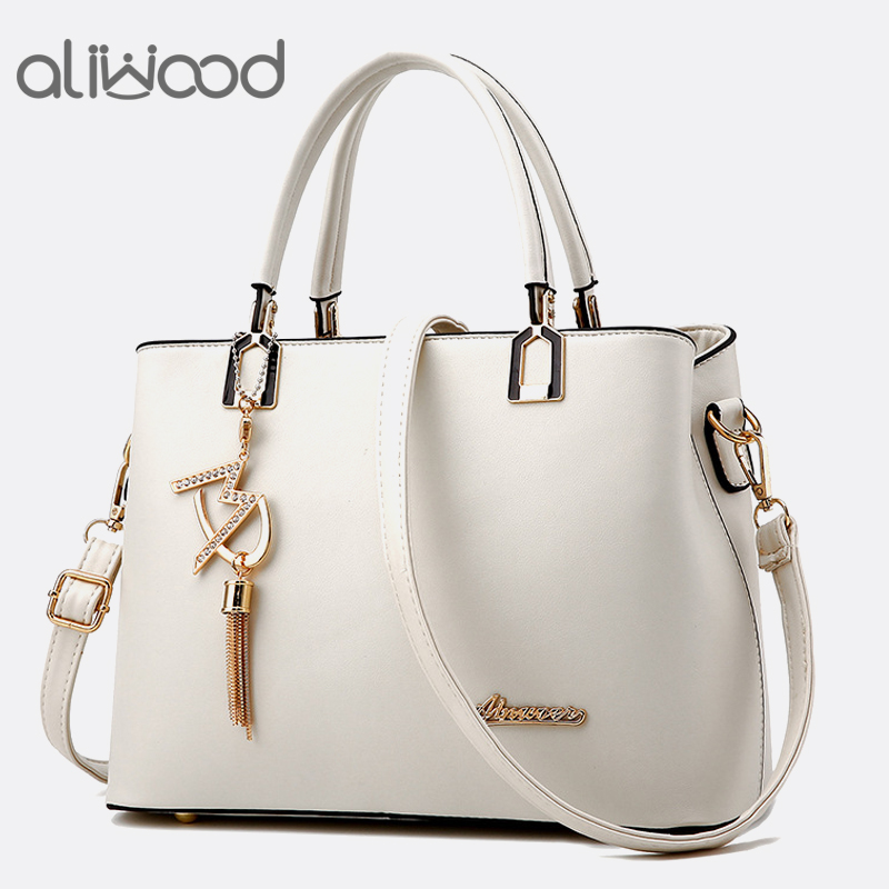 d7c38555f3e4 Aliwood New Luxury Handbags Women s bags Designer Shoulder bag Female  Messenger Bags Simple Tote Crossbody Bags for girls Bolsas