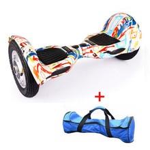 UL2272 Certificated 10inch Balance Wheel Smart Balance Scooter Tire Hoverboard Standing Smart Skateboard Roller Drift Board