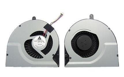Новый вентилятор охлаждения для ноутбука ASUS N56V N56VJ N56VM N56VZ N56DP N56DY N56JK N56VV N56SL N56JN N76VZ N76VM KSB0705HB