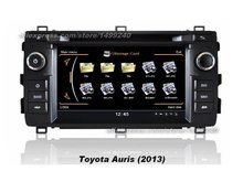 For Toyota Auris 2013~2015 – Car GPS Navigation System + Radio TV DVD iPod BT 3G WIFI HD Screen Multimedia System