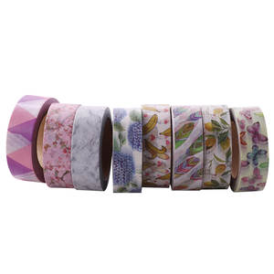 Hand-Rail-Tape Decorative-Products Lace Tape-Color Washi 1pcs BZNVN DIY DIY