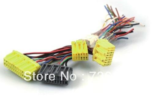 Бесплатная доставка! контроллер Разъем применить к Hitachi Экскаватор ZAXIS/Экскаватор Разъем/Разъем Кабеля/провода