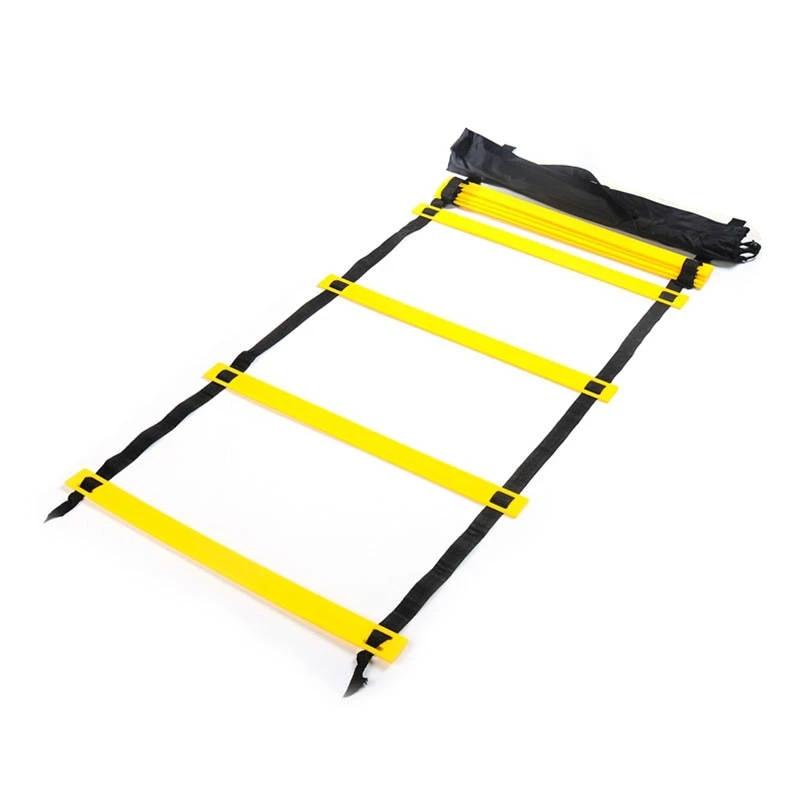 Nylon Straps Agility Ladder Soccer Football Speed Training Stairs Equipment 20