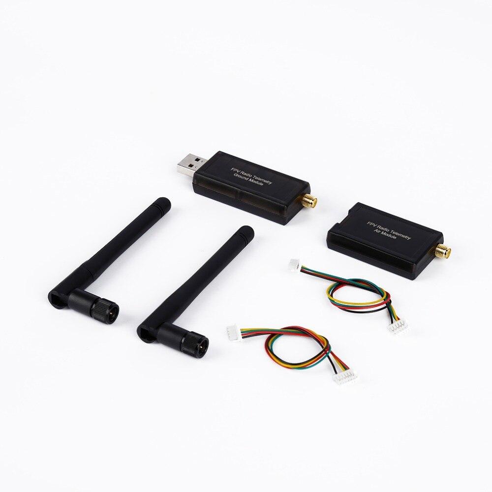 3DR 100 mW/915/433 telemetría Radio, 433 Mhz/915 MHz de aire y tierra datos transmitir módulo APM 2,6 2,8 Pixhawk