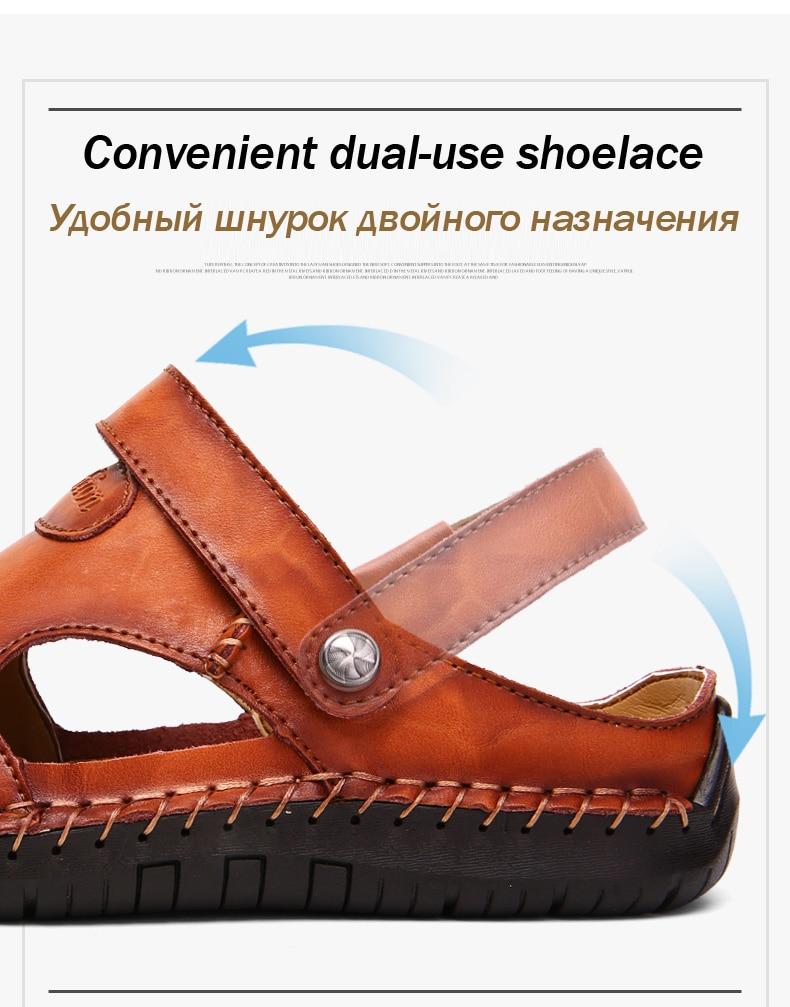 homens sandálias macias confortáveis roman homens sapatos