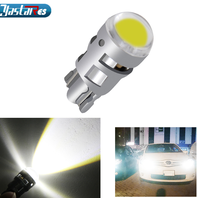 2018 1x <font><b>T10</b></font> Car led 168 194 2825 <font><b>W5W</b></font> LED For <font><b>CREE</b></font> Chip Led Replacement Bulbs Car License Plate Car Light Source Car accessories image