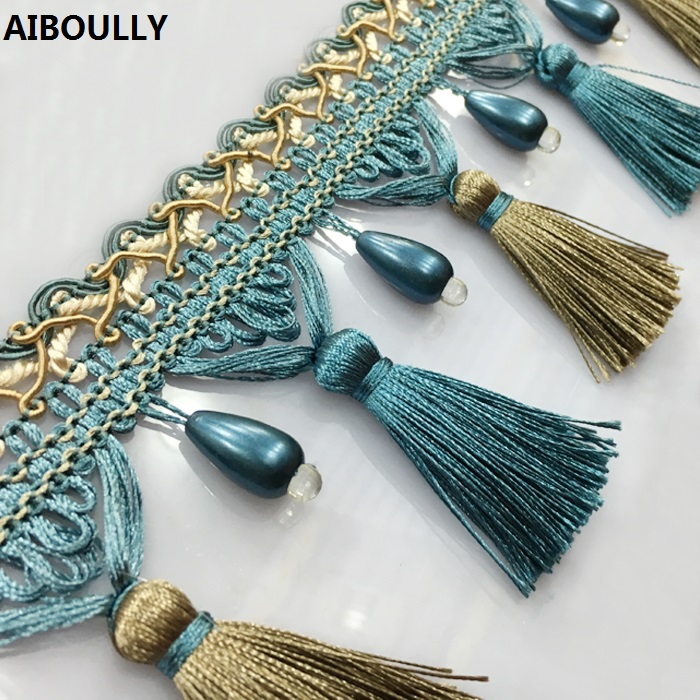 AIBOULLY Curtain Trims Accessories decoration accessories curtain accessories Jewelry beads L2151