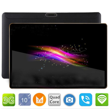 10.1 inch official Original 3G Phone Call Google Android 7.0 Quad Core IPS pc Tablet WiFi ROM 32GB PCS 9 10 android tablet pc