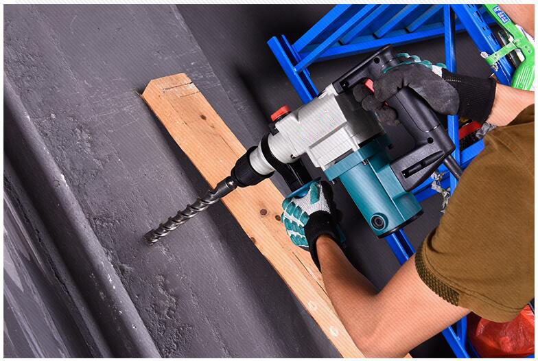цена на Electric hammer, punch drill, Industrial-grade high-power electric pick, cable drilling tool, percussion drilling, Concrete tool