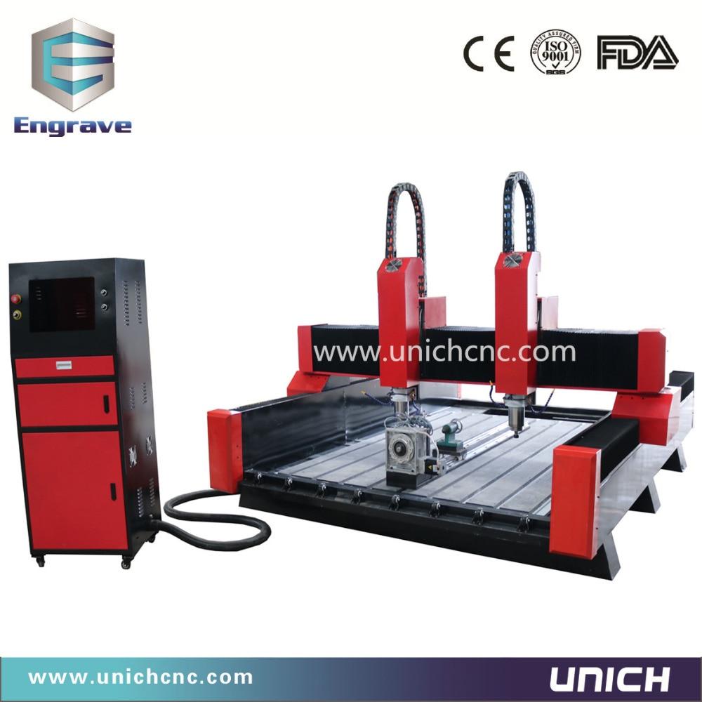 Professional 1325 Cnc Marble Engraving Machine