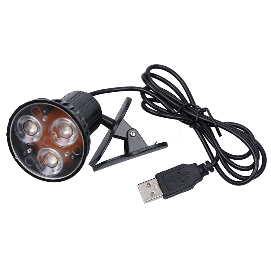 clip rear tail machfally bike light usb rechargeable lamp led on waterproof cob zoom