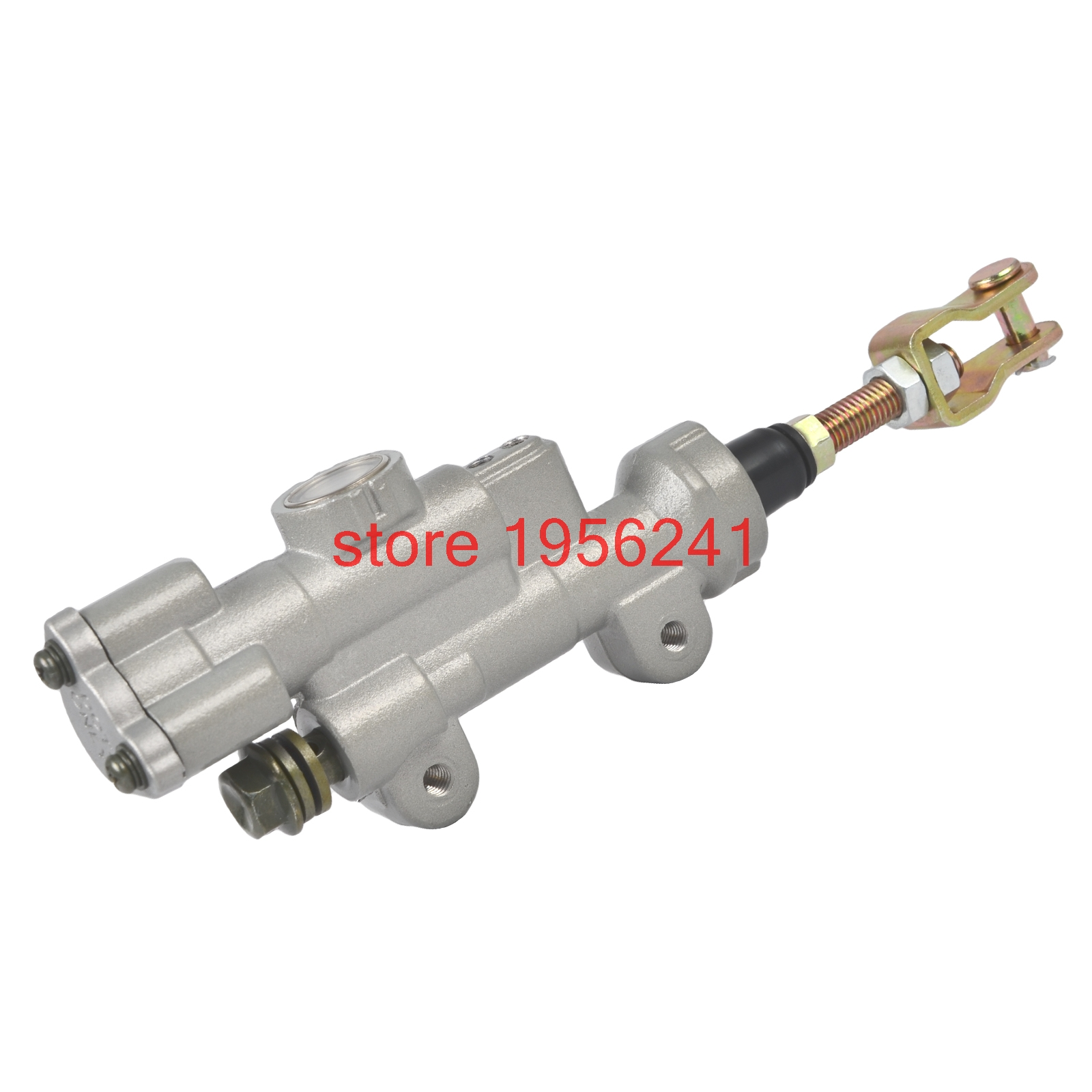 Motorcycle Rear Brake Master Cylinder For Honda CRF450X 2005 - 2015 2006 2007 2008 2010 2012 2014 CRF 450X CRF450 X rear brake braking master cylinder for polaris trail boss 325 00 02 330 03 09trail blazer 250 2001 2006 330 2008 2013 400 2003