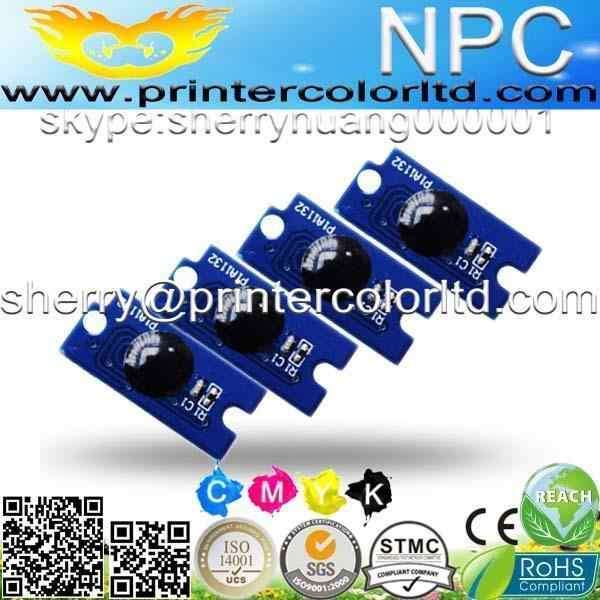 5 set/kit Compatible Fuji Xerox Docuprint CP105b CP205 CM205b Toner Chip cartucho/Chip para CT201591 CT201592 CT201593 CT201594