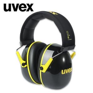 Image 1 - UVEX K2 عازلة للصوت غطاء للأذنين الحد من الضوضاء 32dB SNR قابل للتعديل عقال العمل الصناعي النوم السفر عازلة للصوت