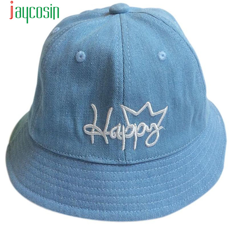 Hot Jaycosin Kids Boy Girl Baby Little Explorer Sun Hat Cap Outdoor Bucket Hat New Levert Dropship Jan12